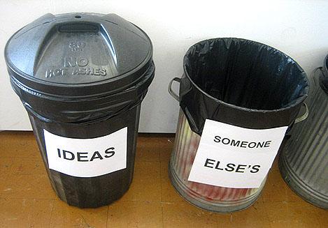 Ideas Bin