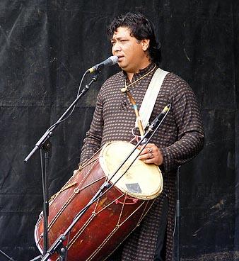 Hazara Singh @ WOW Fest, Wigan 2010