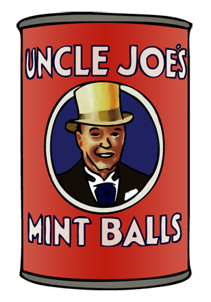 Uncle Joe's Mint Balls artwork