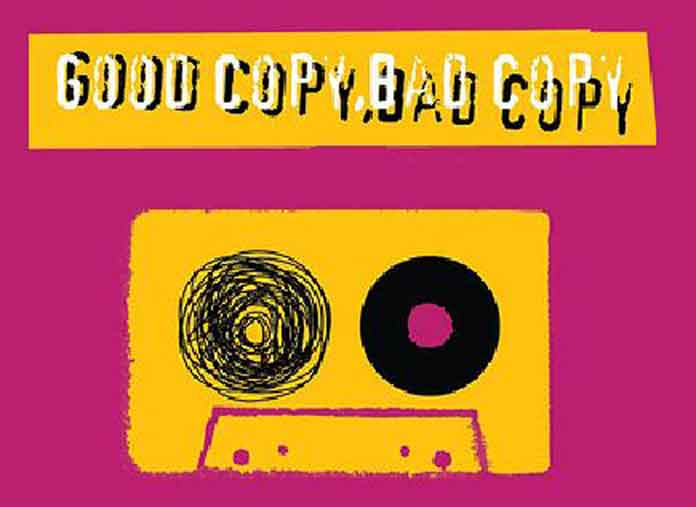 Good Copy Bad Copy: Creativity on the line [The VHS Project]