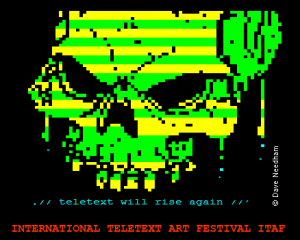 International Teletext Art Festival 2012