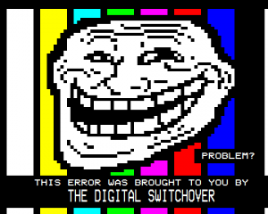 ITAF12 - Digital switchover troll
