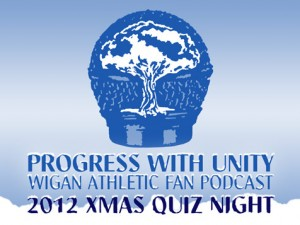 Progress With Unity Quiz Night logo