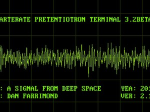 Signal From Deep Space